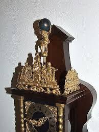 zaanse 261 080a wall clock made in
