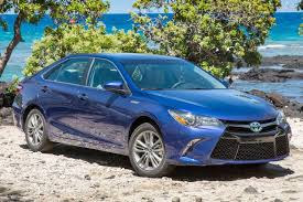 Used 2016 Toyota Camry Hybrid Sedan Pricing - For Sale | Edmunds