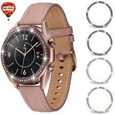 Khung Bảo Vệ Mặt Đồng Hồ Thông Minh Samsung Galaxy Watch 3 41mm chính hãng
