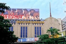 Td Bank Arena Boston Seating Chart Boston Garden Wikipedia
