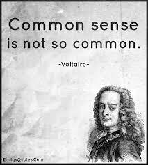 Common Sense Is Not So Common Popular Inspirational Quotes At Stunning Popular Inspirational Quotes