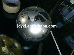 plastic globe light acrylic globe small size clear acrylic plastic globe silver acrylic globe world map plastic globe light