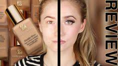 estée lauder double wear foundation review demo geeknchic double wear foundation foundation tips