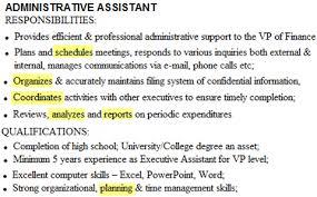 Job Description Sample Administrative Assistant Administrative ... job description sample administrative assistant administrative assistant job description job interviews resumewordsadministrativeassistantjob: job duties ...