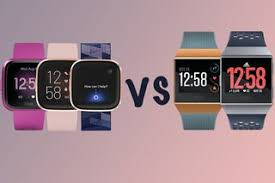 Fitbit Versa Vs Ionic Which Fitbit Smartwatch Is Right For You