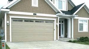 tall garage doors exterior foot wide 8 tall garage door fine on exterior with 7