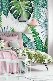 25 tropical bedrooms to let summer in