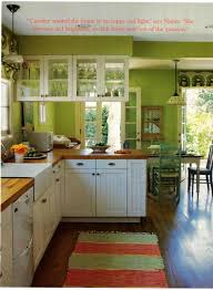 green apple kitchen! My wallpaper is gone, mudding and sanding almost done,  so