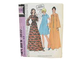 Robe Sewing Pattern Gorgeous Retro 48s Sewing Pattern McCalls 48 48s McCalls 48 Misses