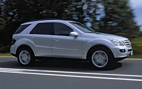 2006 Mercedes-Benz M-Class - Information and photos - ZombieDrive