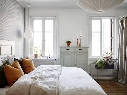 Een Druk Behang In De Slaapkamer Dit Appartement Bewijst Dat Het Kan
