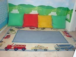 5x8 pottery barn car truck rug