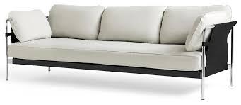 hay can sofa 2 0 three seater fabric