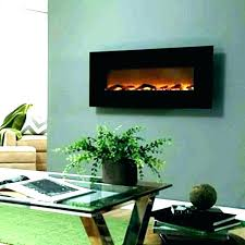 electric fireplaces flat panel heater fireplace