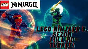 LEGO Ninjago 5. Sezon FULL HD Türkçe! - YouTube