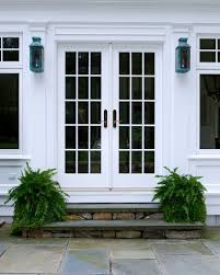 white exterior french doors. White Exterior French Doors With Los Angeles