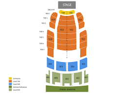Arvest Midland Seating Chart Arvest Bank Theatre At The Midland Seating Chart And Tickets