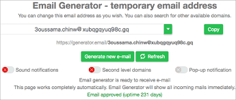 Temp A Free Address 10 Fake Top Online get Email Generator