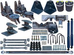 All Chevy chevy c10 suspension kit : 73-87 Chevy C10 4 link System