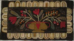 rugs cute rugs new details about hand made primitive hooked rug runner maggiesfarm1846