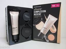 bareminerals complexion rescue kit. image is loading bareminerals-discover-complexion-rescue -05-natural-3pc-introductory- bareminerals complexion rescue kit -