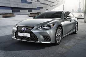Fantasy and science fiction magazine first published in 1949 by mystery house, a subsidiary of lawrence spivak's mercury press.editors anthony boucher and j. Updated 2021 Lexus Ls Brings New Technology From 78 900 Autocar