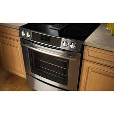slide in electric range with downdraft. Exellent Downdraft Downdraft Slide In Electric Range Throughout With W