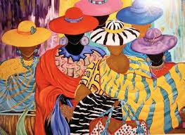 women of color african american artistamerican