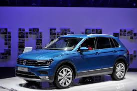 volkswagen new car releaseVolkswagen Launches New Tiguan SUV In Europe But Americans Must