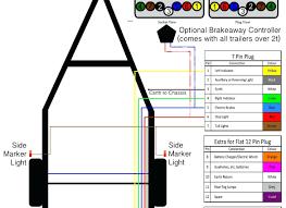 7 Pin Camper Wiring Diagram 6 pin round trailer connector wiring diagram wire plug fine photos in 7