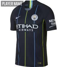 '18-'19 Match Away Manchester white Vapor Obsidian City Jersey dark Nike caaacabedffce|NetRat's Lions Blog