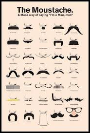 Mustache Styles Chart Mustache Chart In 2019 Beard No Mustache Mustache Styles