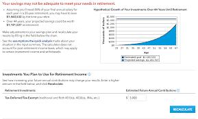 The 10 Best Retirement Calculators Newretirement