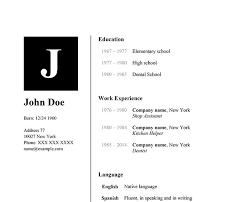 Resume Template Word Mac Best Resume Template Word Mac Commily