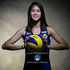 Deanna Wong , Setter, jersey #3 . Ateneo... - Team Deanna Wong | Facebook