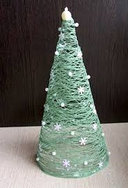 Hello Wonderful  25 OF THE MOST ADORABLE CHRISTMAS TREE CRAFTS Foam Christmas Tree Crafts
