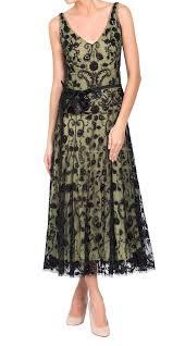Reem Acra Size Chart Sleeveless Sequined Dress Evening Dresses Rental Dubai