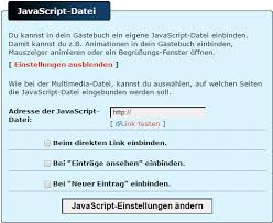 Gästebücher - PrimaWebTools.de