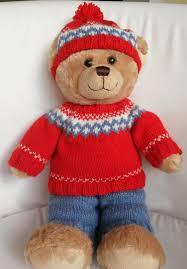 Easy Crochet Teddy Bear Pattern Interesting Design