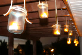 jar lighting. Diy Mason Jar Lanterns From Just Sew Sassy Cool And Easy Idea Great Outdoor Lighting A