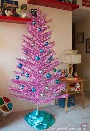 aluminum christmas tree - Google Search