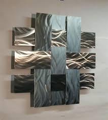 contemporary metal wall art iron