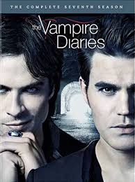 THE VAMPIRE DIARIES 1ª A 9ª Temporada Dublado / Legendado FULL HD