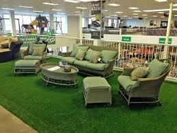 artificial grass rug living