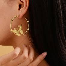 Новые модные <b>богемные большие серьги</b>-кольца для женщин ...