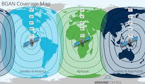 Bgan Coverage Map Details