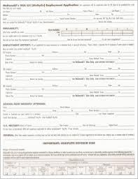 Job Applications Mcdonalds Job Application