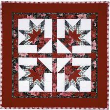 7 Fun Basket Quilt Patterns to Try & Poinsettia Basket Quilt - Pattern on Craftsy.com Adamdwight.com