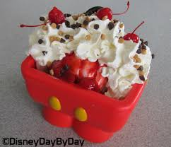 Favorite Food Friday Mickeys Kitchen Sink Sundae