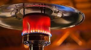 propane heater will not stay lit